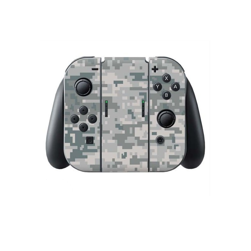 Digital Camo Urban Switch Joy-Con + Grip Skin