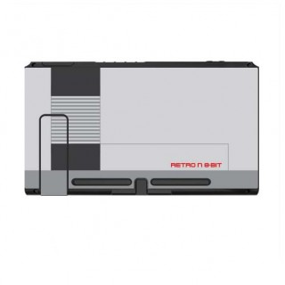 Nintendo Switch Skin Retro N 8-Bit
