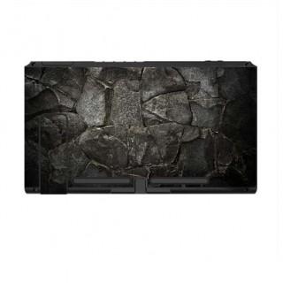 Nintendo Switch Skin Zwarte Stenen