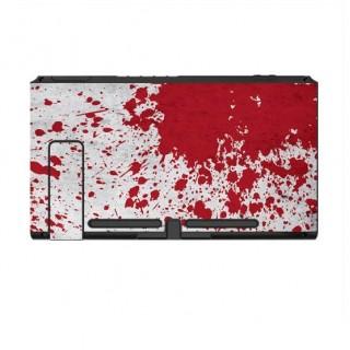 Nintendo Switch Skin Bloedvlekken
