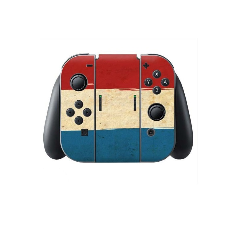 Grunge Vlag Switch Joy-Con + Grip Skin
