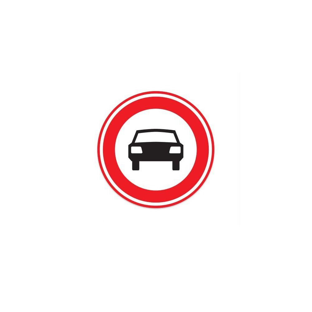 C06 Gesloten voor motorvoertuigen op meer dan twee wielen