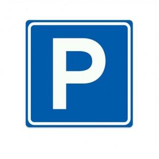 E04 Parkeergelegenheid verkeersbord sticker