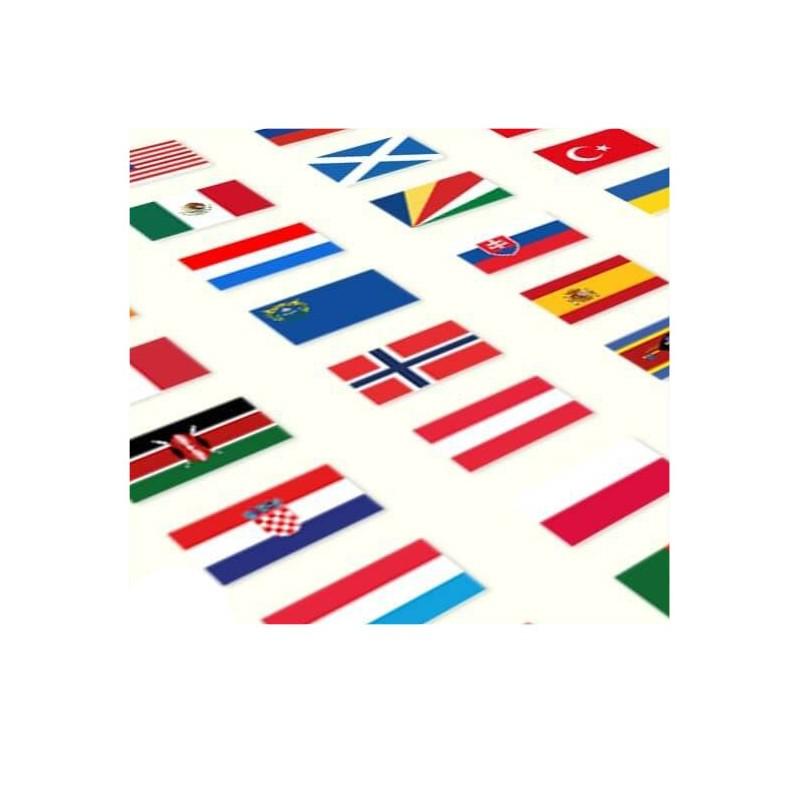 Vlaggen van alle Landen