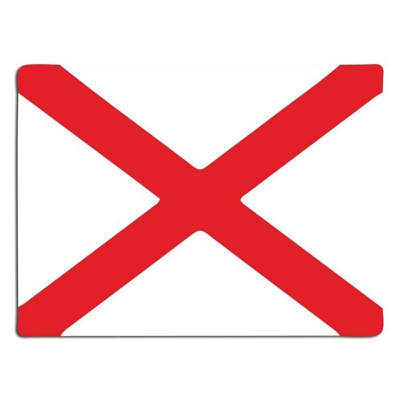 Seinvlag letter V