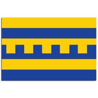 Gemeente vlag Harderwijk