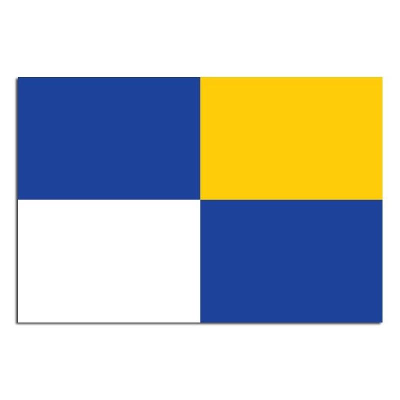 Gemeente vlag Winterswijk