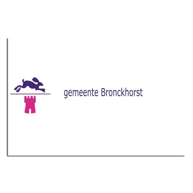 Gemeente vlag Bronckhorst