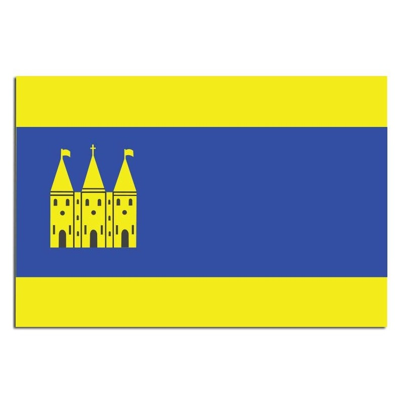 Gemeente vlag Staphorst