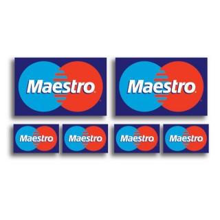 Maestro stickers