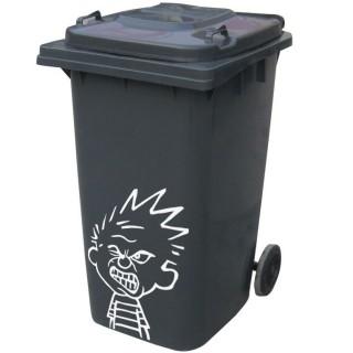 Kliko sticker Calvin boos
