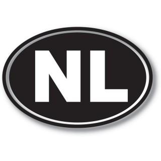 nl sticker achtergrond zwart wit foto autosticker