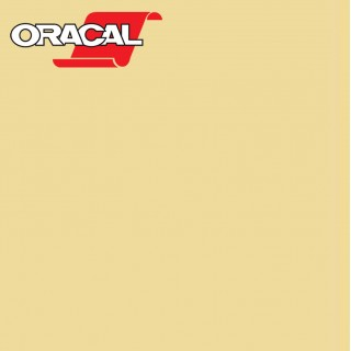 Oracal 751C Plakfolie Glans Cream 023