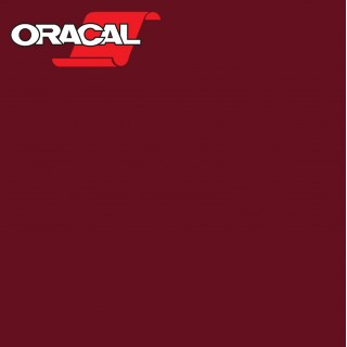 Oracal 751C Plakfolie Glans Purple Red 026