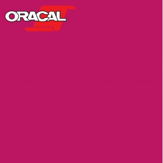 Oracal 751C Plakfolie Glans Pink 041