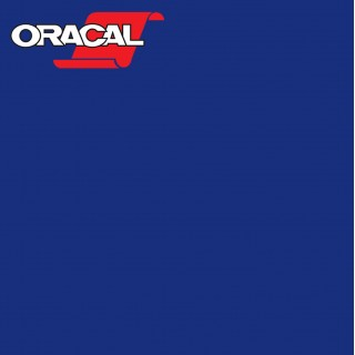 Oracal 751C Plakfolie Glans King Blue 049