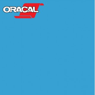 Oracal 751C Plakfolie Glans Ice Blue 056