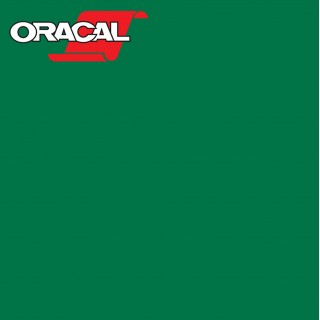 Oracal 751C Plakfolie Glans Green 061