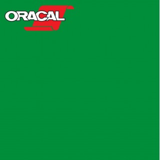 Oracal 751C Plakfolie Glans Light Green 062