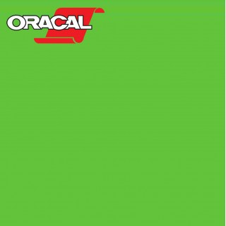 Oracal 751C Plakfolie Glans Lime-Tree Green 063
