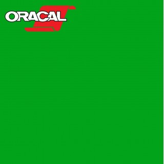 Oracal 751C Plakfolie Glans Yellow Green 064