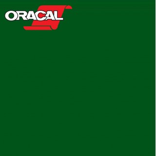 Oracal 751C Plakfolie Glans Foliage Green 078
