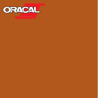 Oracal 751C Plakfolie Glans Nut Brown 083