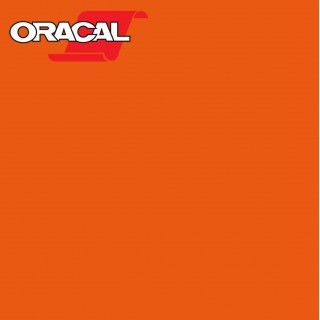Oracal 751C Plakfolie Glans Pure Red 333
