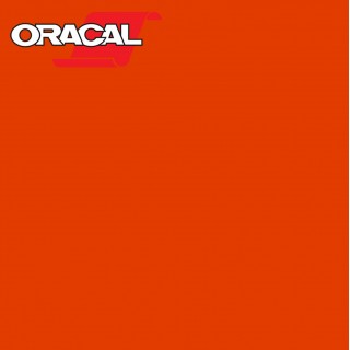 Oracal 751C Plakfolie Glans Mars Red 335