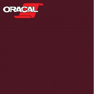 Oracal 751C Plakfolie Glans Chestnut 340