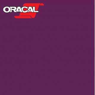 Oracal 751C Plakfolie Glans Summer Plum 415