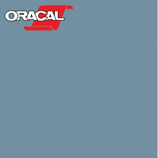 Oracal 751C Plakfolie Glans Dove Blue 549