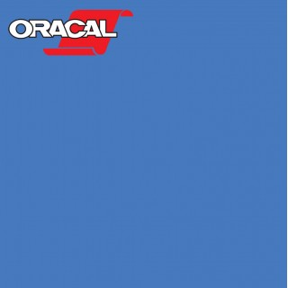 Oracal 751C Plakfolie Glans Glacier Blue 555
