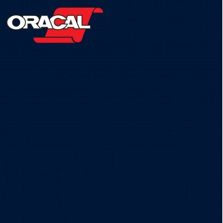 Oracal 751C Plakfolie Glans Alpha Blue 588