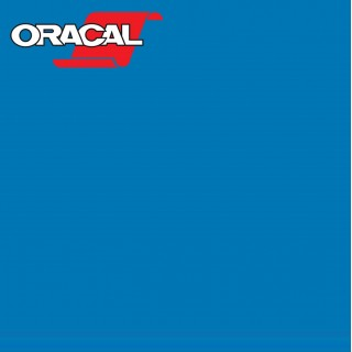 Oracal 751C Plakfolie Glans Pastel Blue 594