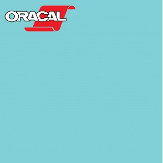 Oracal 751C Plakfolie Glans Pastel Turquoise 599