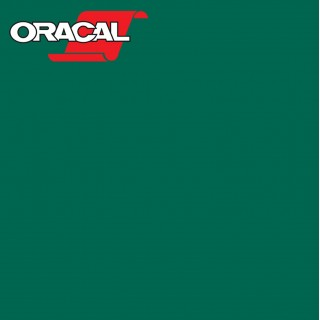 Oracal 751C Plakfolie Glans Turquoise Green 607
