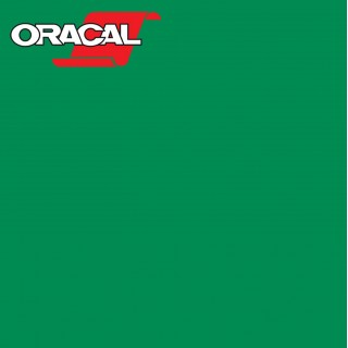 Oracal 751C Plakfolie Glans Traffic Green 619