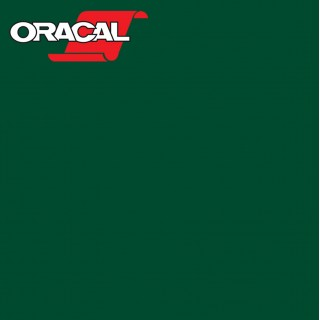 Oracal 751C Plakfolie Glans Leaf Green 661