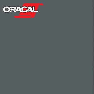 Oracal 751C Plakfolie Glans Iron Grey 713