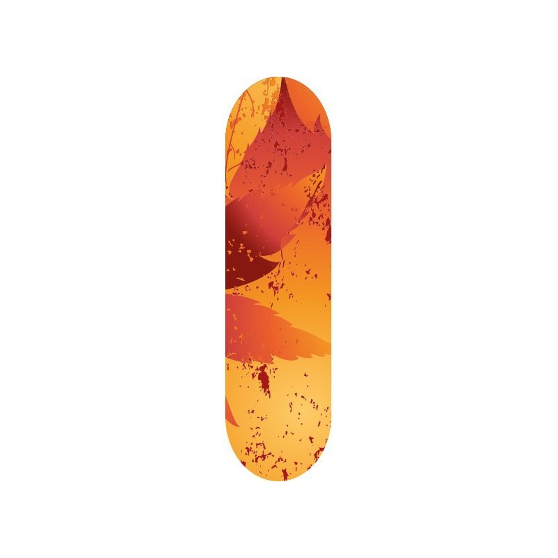 Skateboard Autumn Breeze