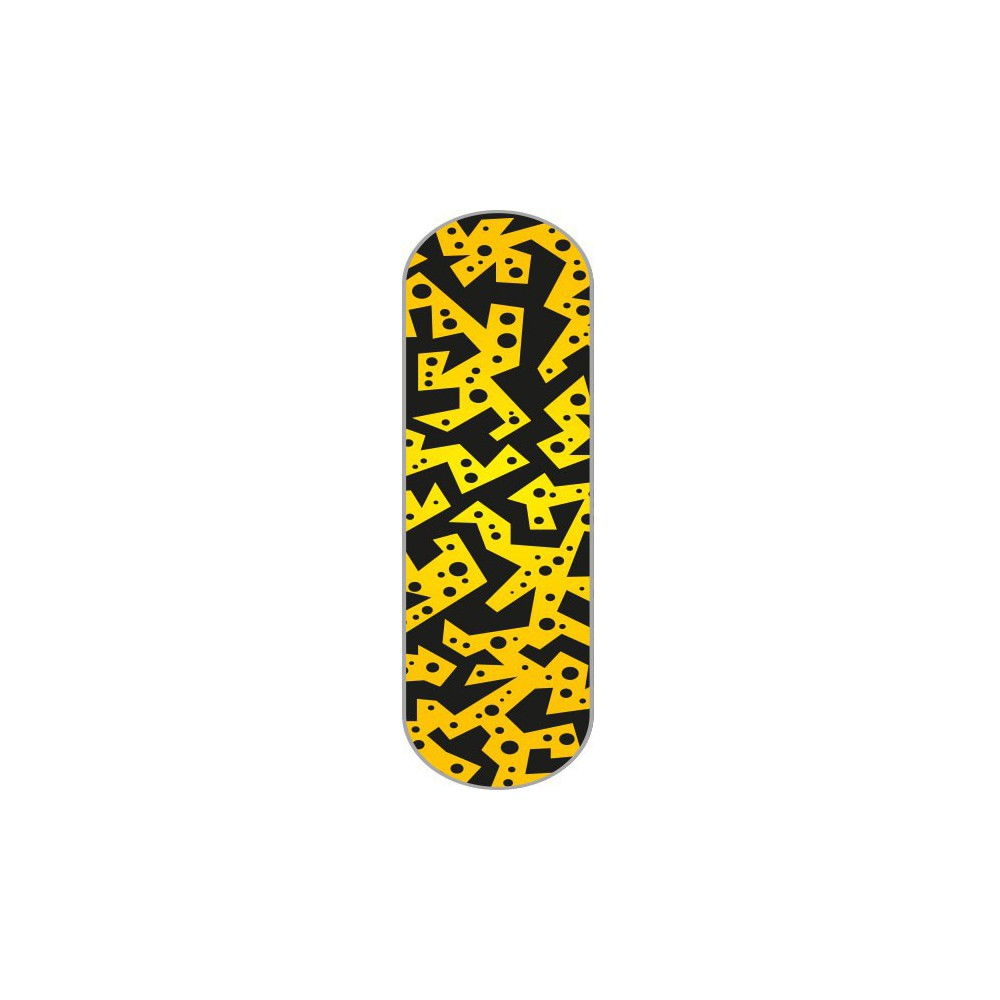Souryellow Skateboardstickers