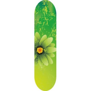 Spring breez Skateboard stickers