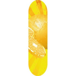 Summer breeze Skateboard stickers