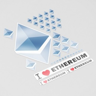 Ethereum stickers