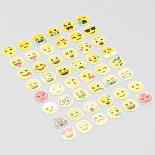 Smiley 1 Emoji Sticker