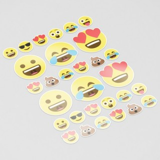 Smiley 2 Emoji Sticker
