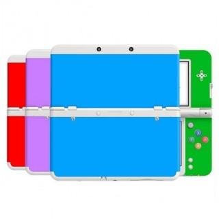 Kies je eigen kleur! New Nintendo 3DS Skin