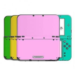Kies je eigen kleur! New Nintendo 3DS XL Skin