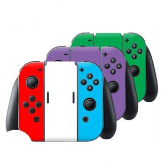Kies je eigen kleur! Switch Joy-Con + Grip Skin